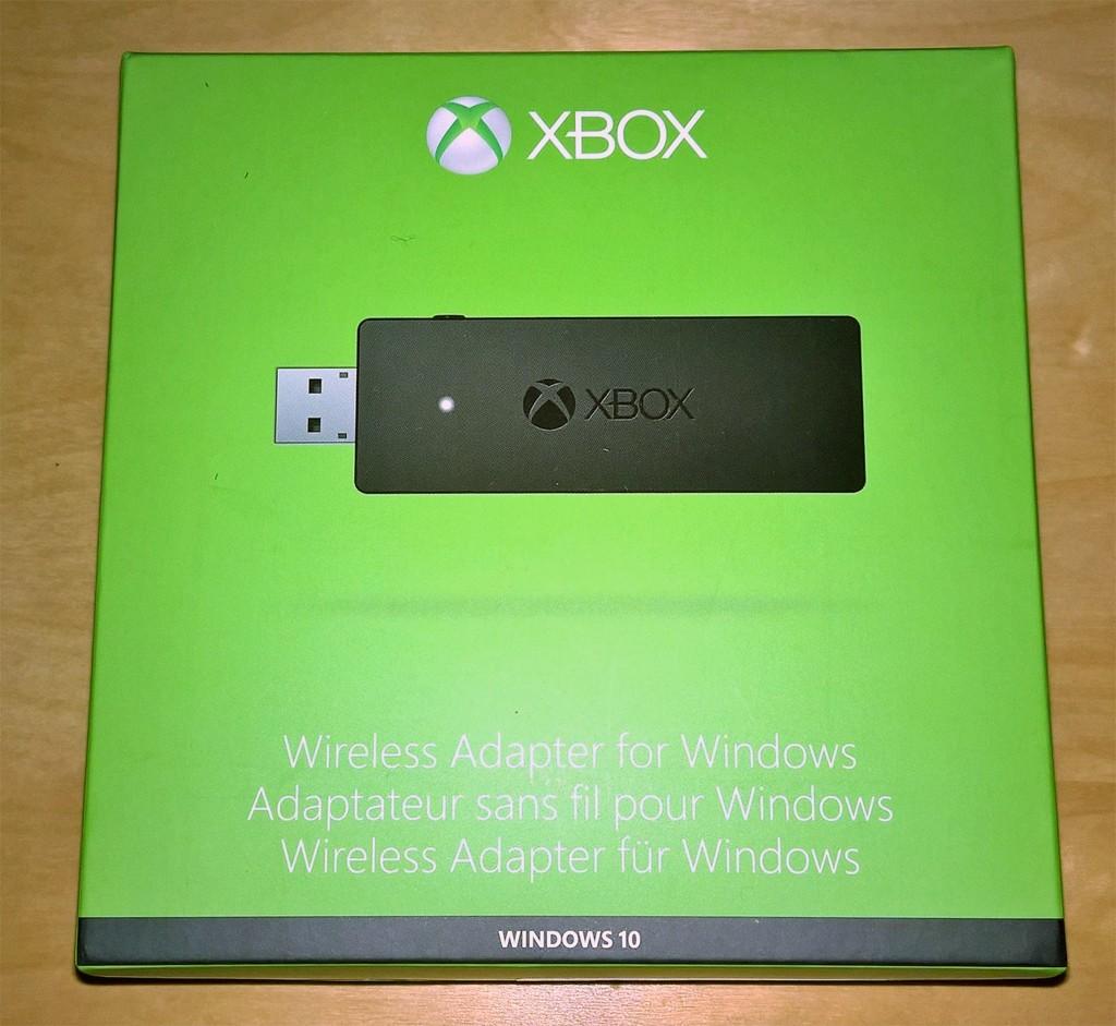 XBOX ONE WIRELESS PC ADAPTER | Byte of Geek